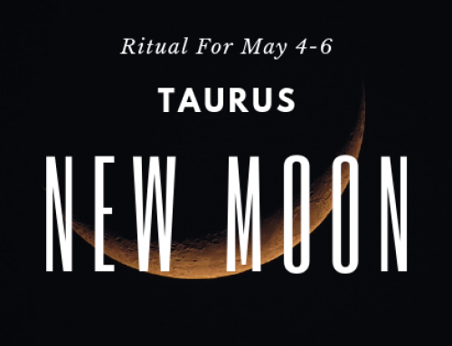 Taurus New Moon Ritual