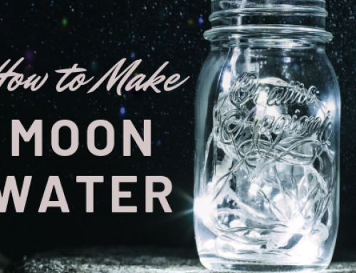 How to Make Moon Water, The Right Way