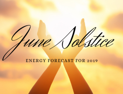 June Solstice Energy Forecast  2019