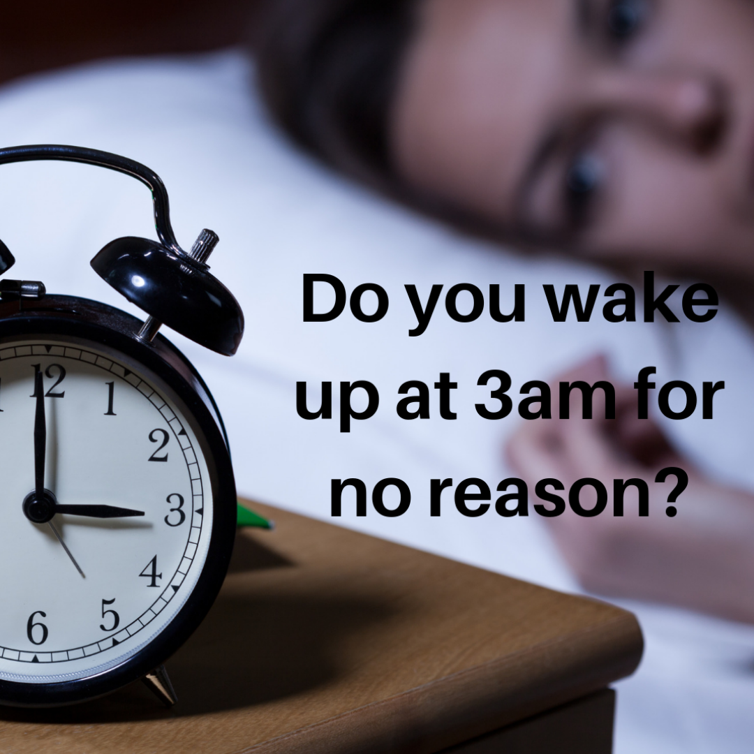 Do You Wake Up at 3 A M? – The Soul Therapist